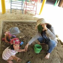 お砂あそび